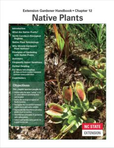 Cover photo for Extension Horticulture Agents Took the Lead on the Extension Gardener Handbook