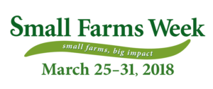 Cover photo for Celebrating Small Farms Week