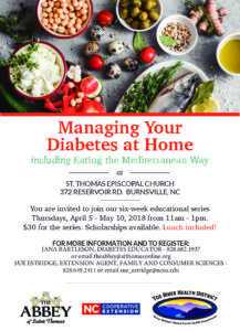 Cover photo for Managing Your Diabetes at Home
