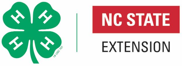 NCSU 4H logo combo