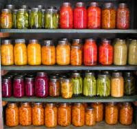 Cover photo for Food Preservation Hands-On Workshop