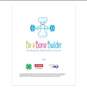 Be a bone builder logo