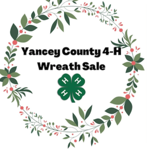 Cover photo for Yancey County 4-H Wreath Sale