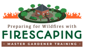 Image of firescaping training logo