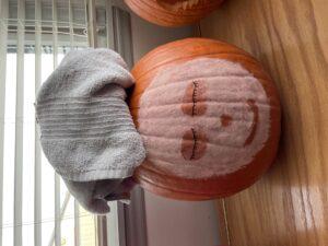 spa pumpkin